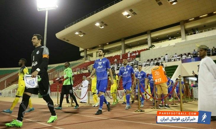 استقلال به اولین سفر آسیایی خود پایان داد | خبرگزاری فوتبال ایران