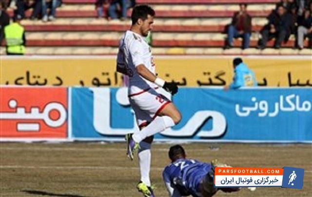 فرزاد حاتمی ، بهترین گلزن تراکتورسازی شد | خبرگزاری فوتبال ایران