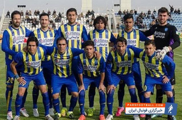 تیم فوتبال گسترش فولاد با همشهری خود شهرداری تبریز دیدار می کند