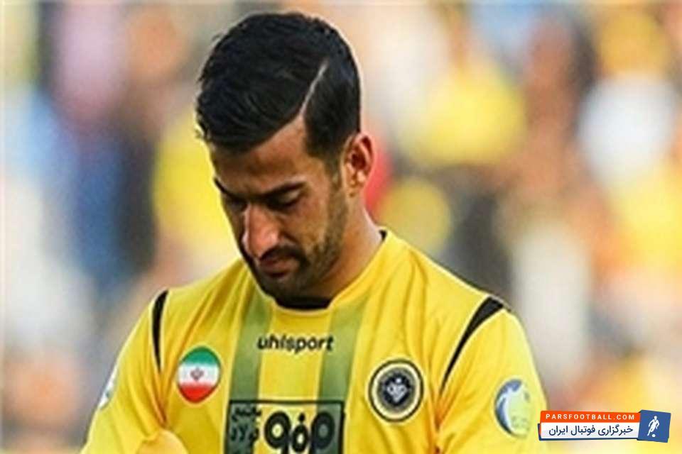 احسان حاجصفی : شرمنده هواداران سپاهان شدیم | خبرگزاری پارس فوتبال