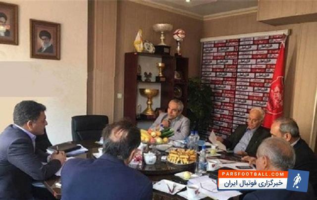 دربی به جلسه مدیران پرسپولیس کشیده شد | خبرگزاری فوتبال ایران