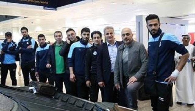 کاروان تیم فوتبال استقلال فردا به تهران بازخواهد گشت