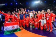 جام جهانی کشتی آزاد ایران