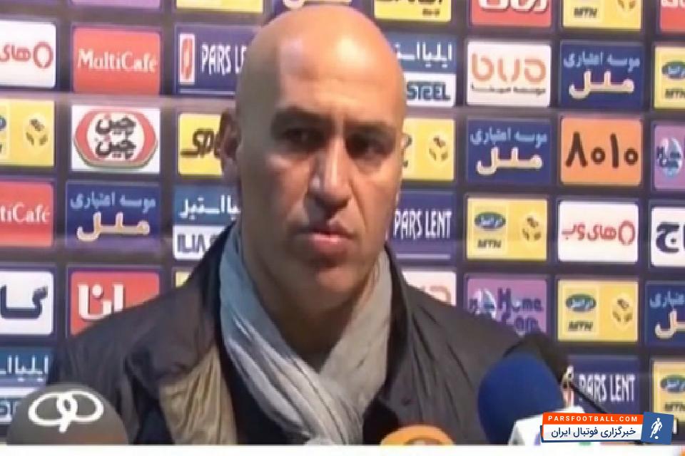 کنفرانس خبری منصوریان در مقابل حسینی مربیان دو تیم استقلال و ذوب آهن