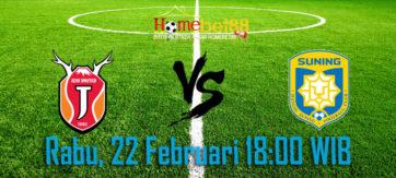 خلاصه بازی ججویونایتد ۰-1 جیانگسو سوئینگ