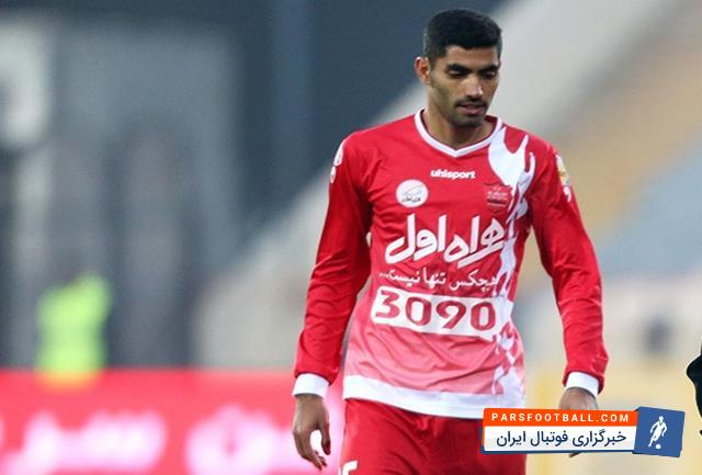 محمد انصاری در بازی با ذوبآهن غایب خواهد بود. | خبرگزاری فوتبال ایران