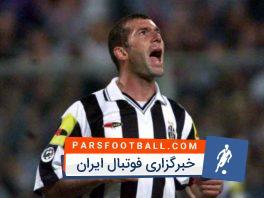 گل زیدان ستاره سابق تیم یوونتوس به ناپولی