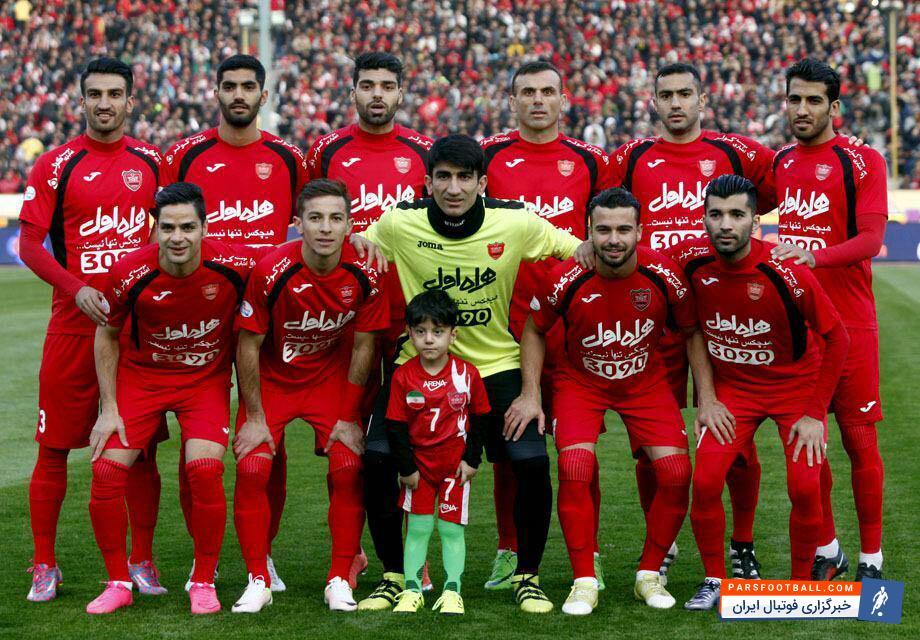 پرسپولیس ترکیب تیمش مقابل استقلال مشخص شد !| خبرگزاری پارس فوتبال