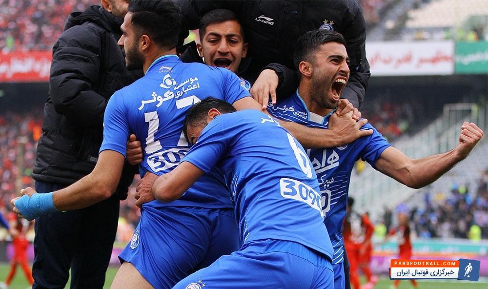 استقلال مورد استقبال هواداران زیادی قرار گرفت ! | خبرگزاری پارس فوتبال