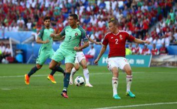گل فوق العاده زیبای کریستیانو رونالدو