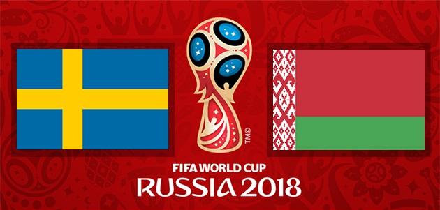 کلیپی از خلاصه بازی تیم ملی سوئد مقابل بلاروس از بازی های مقدماتی جام جهانی منطقه اروپا در گروه A