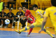 اصغر حسن زاده ، برترین بازیکن فوتسال آسیا