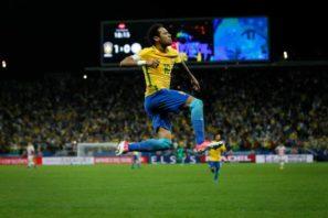نیمار و برزیل اولین تیم صعود کننده به جام جهانی 2018 روسیه