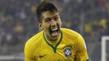 عملکرد فیرمینیو بازیکن برزیل در دیداربرابر اروگوئه
