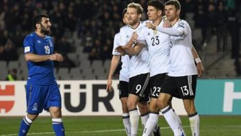 عملکرد شورله بازیکن آلمان در دیدار برابر آذربایجان
