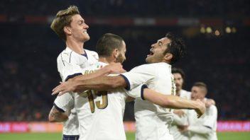 خلاصه بازی هلند 1-2 ایتالیا