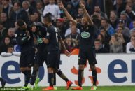خلاصه بازی مارسی 3-4 موناکو