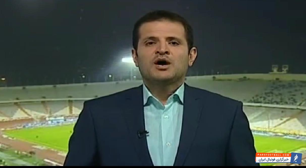 حواشی فوتبال ایران در برنامه چهارسوی لیگ شبکه خبر شنبه 14 اسفند 95