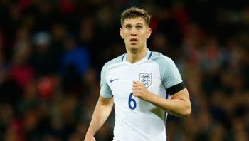 عملکرد استونز بازیکن انگلیس در دیدار برابر لیتوانی