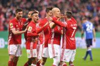 5گل برتر باشگاه بایرن مونیخ در ماه مارس