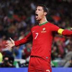 عملکرد رونالدو کاپیتان پرتغال در دیدار برابر سوئد