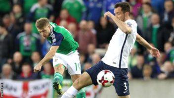 خلاصه بازی ایرلند شمالی 2-0 نروژ مقدماتی جام جهانی 2018 روسیه