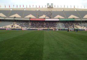 بازی تیم فوتبال ازبکستان و قطر