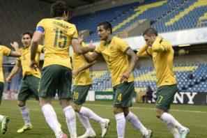 خلاصه بازی تیم فوتبال استرالیا و امارات