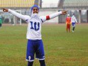 سارا قمی خانمگل فوتبال بانوان ایران