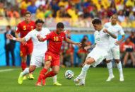 خلاصه بازی روسیه 3-3 بلژیک بازی دوستانه
