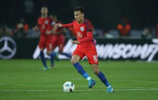 عملکرد دله الی بازیکن انگلیس در دیدار برابر آلمان