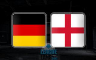 بازی دوستانه ی تیم ملی آلمان و انگلیس
