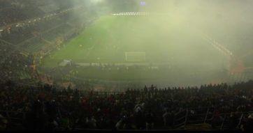 تیم فوتبال ایتالیا و آلبانی