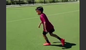 مهارت های فوتبالی