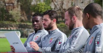 چالش اطلاعات عمومی با برناردو سیلوا،مندی،امباپه و جرمین بازیکنان موناکو