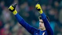 عملکرد کورتوا بازیکن بلژیک در دیدار برابر یونان