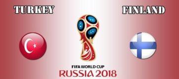 خلاصه بازی تیم فوتبال ترکیه و فنلاند