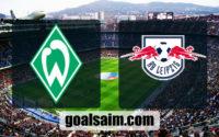 خلاصه بازی وردربرمن 2-0 لایپزیگ بوندس لیگا آلمان