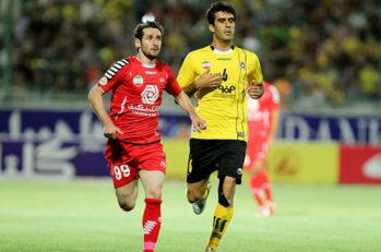 تیم پدیده - علی احمدی