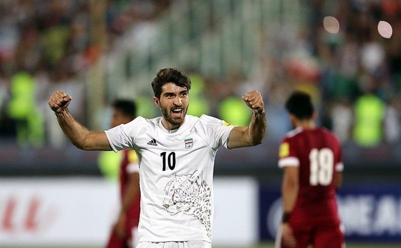 کریم انصاریفرد : یک قدم دیگر به جام جهانی نزدیک شدیم