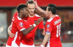 خلاصه بازی اتریش 2-0 مولداوی
