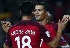 عملکرد رونالدو بازیکن پرتغال در دیدار برابر مجارستان