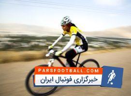 دوچرخه سواری - پرستو باستی