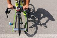 پاول پولیانسکی - دوچرخه سواری