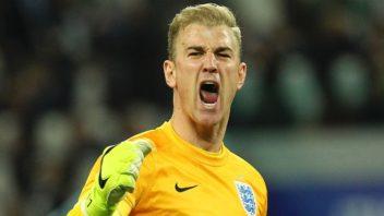 عملکرد هارت بازیکن انگلیس در دیدار برابر لیتوانی