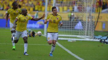 خلاصه بازی کلمبیا 1-0 بولیوی مقدماتی جام جهانی منطقه آمریکای جنوبی