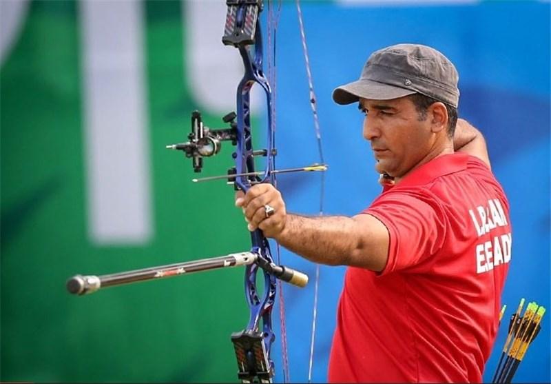 اسماعیل عبادی: کسب مدال در تیراندازی با کمان سخت شده است