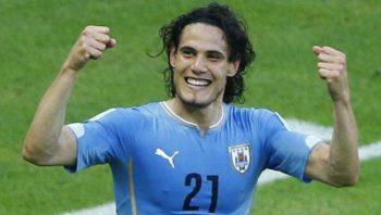 عملکرد کاوانی بازیکن اروگوئه در دیدار برابر برزیل