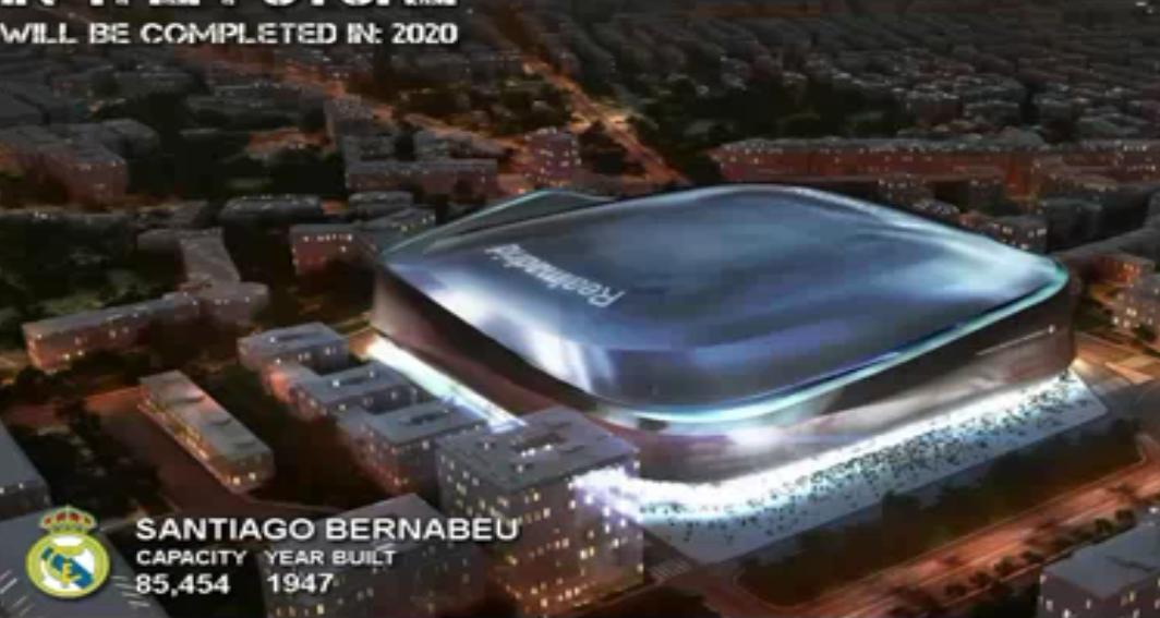 فیلم ؛ آینده ورزشگاه های برتر دنیا ؛ شگفت انگیزترین ورزشگاه های جهان تا سال 2020