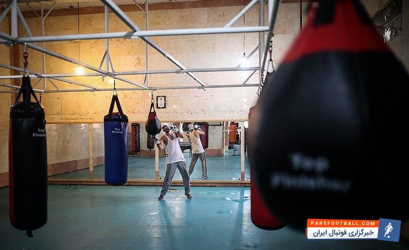 سالار غلامی : وضعیت غذا بهتر شده است | خبرگزاری فوتبال ایران